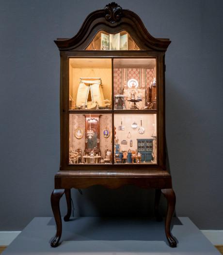 Dit poppenhuis in Rijksmuseum Twenthe kost 1 miljoen euro