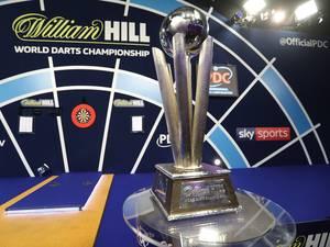Programma en uitslagen WK darts
