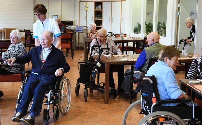 Bewoners van de Lingehof moeten langer in Culemborg blijven.