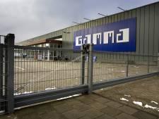 Gamma Den Bosch eist vergunning en wil schadevergoeding