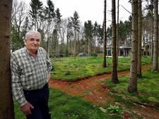Echtpaar knokt voor behoud van woning in Rucphense bos