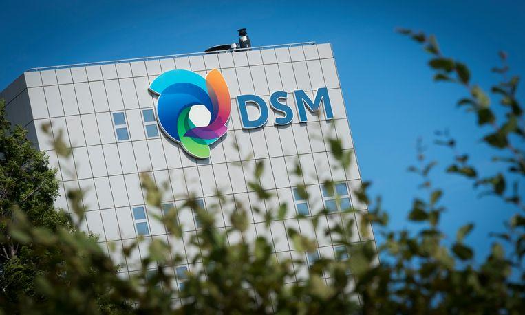 Kantoor van DSM in Zuid-Limburg. Beeld ANP