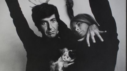 Liefdesbrieven Leonard Cohen brengen bijna 800.000 euro op