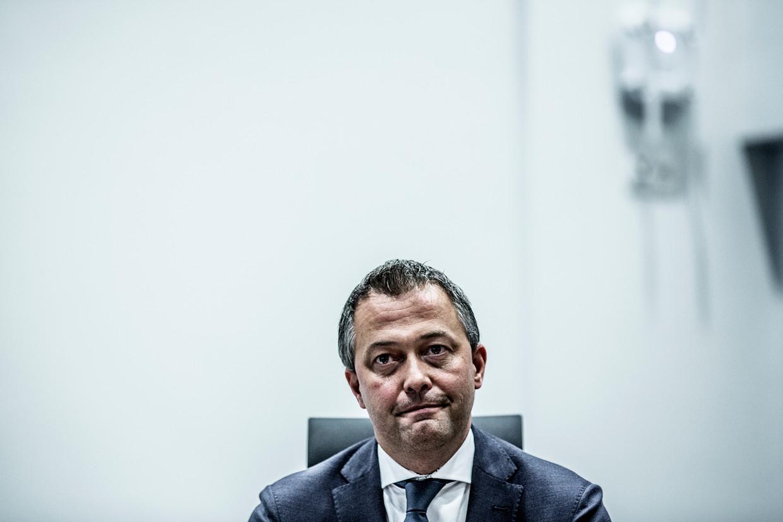 Egbert Lachaert (Open Vld).