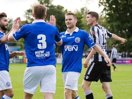 FC Den Bosch, RKC Waalwijk en Kozakken Boys bekeren dinsdag 24 oktober