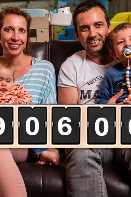 1,9 million d'euros réunis pour Pia, qui a besoin du médicament le plus cher du monde