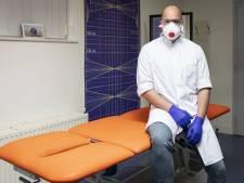 Fysiotherapie via videoverbinding in Hengelo: 'Dit is de nieuwe werkelijkheid'
