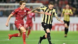 Zulte Waregem komt niet verder dan gelijkspel tegen Vitesse: Europese uitschakeling nabij