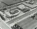 De Campina-fabriek in Eindhoven die in 1961 geopend werd.