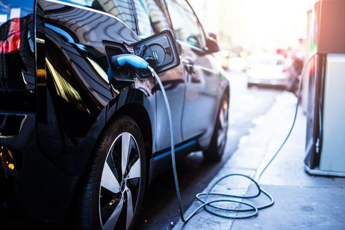 Nederland is een van de vier landen wereldwijd waar de meeste elektrische auto's rijden