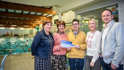 European Disability Card maakt korting voor zwemmers met beperking makkelijker in zwembad Olympos