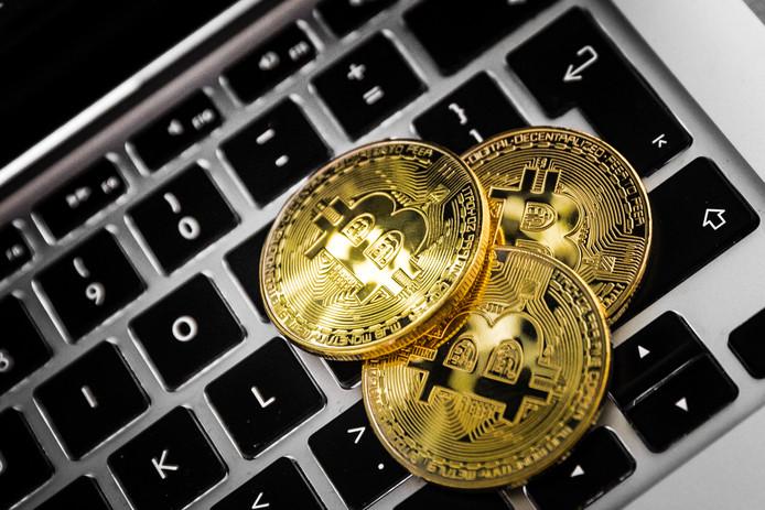 De Bitcoin steeg flink in waarde, afgelopen weekend.