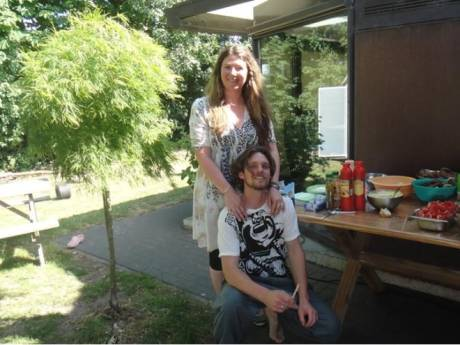 Sabrina en Jacky stoppen met hun bloemen- en dierenspeciaalzaak in Sint Annaland