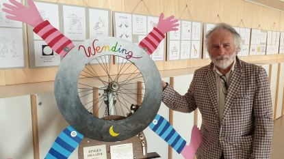 Gie Campo stelt zijn 'stoutste kartoens' tentoon