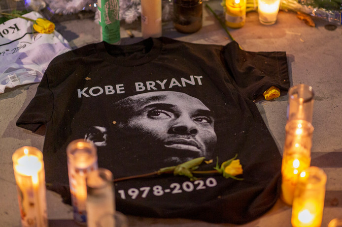 Een eerbetoon aan Kobe Bryant