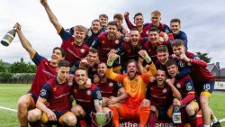 Historisch: team van... studenten plaatst zich voor Europa League