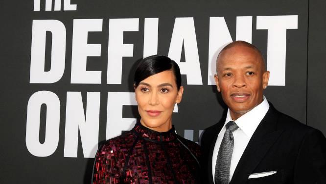 Ex-vrouw Dr. Dre eist 2 miljoen (!) alimentatie per maand