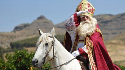 Vreemd: de Sint is nu al in het land gespot! In een briefje aan alle kinderen legt hij uit waarom