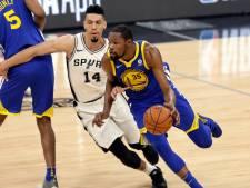 Warriors bijna zeker van volgende ronde play-offs dankzij derde zege