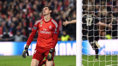 """""""Je kan zelfs geen taxi stoppen! Ga terug naar Atlético!"""": Fans nemen Courtois zwaar onder vuur"""