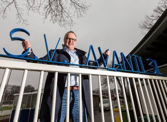 Jack Brus, voorzitter van Avanti'31 in Schijndel.