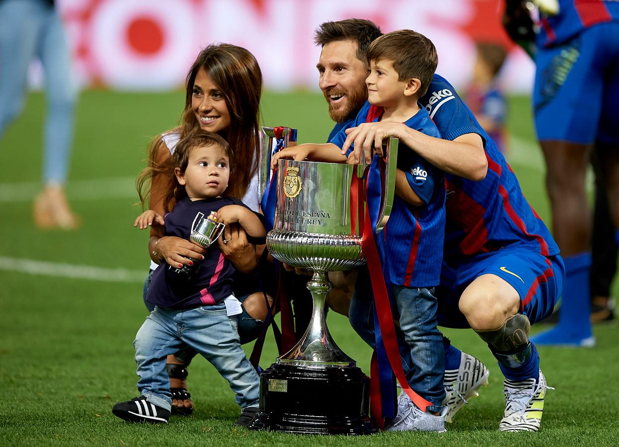 De Mijlpalen Van Messi Buitenlands Voetbal Ad Nl