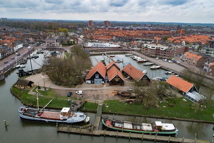 De metamorfose van de Koggewerf in Kampen verloopt stroef.