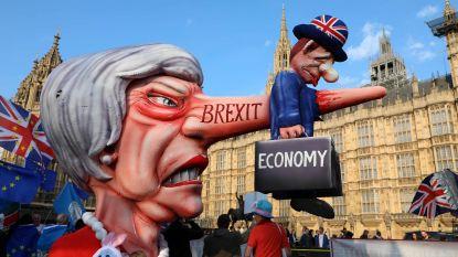 "Brexit zonder akkoord kan Europese markten ""in de chaos storten"""