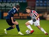 Willem II en Sparta in balans na boeiend duel