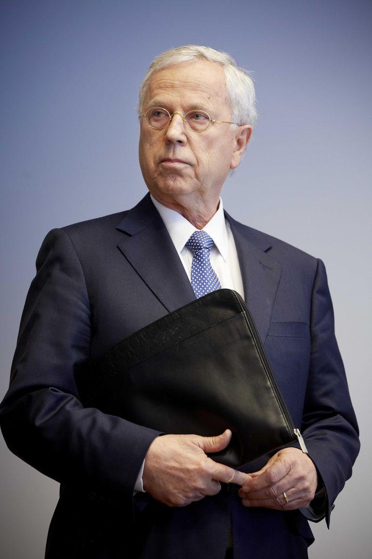 Jan Hommen. Beeld anp
