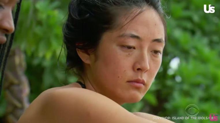 Ook Kellee Kim kreeg met de handtastelijkheden van Dan te maken.