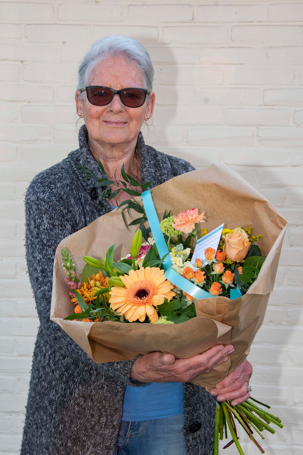 Mevrouw T. (Tine) Paternotte-van Buuren (79) uit Haghorst 2