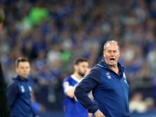 Degradatiezorgen Schalke 04 en Stevens nog niet voorbij na zeperd