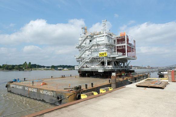 Engie Fabricom gaat vijf miljoen euro investeren in zijn site in Hoboken.