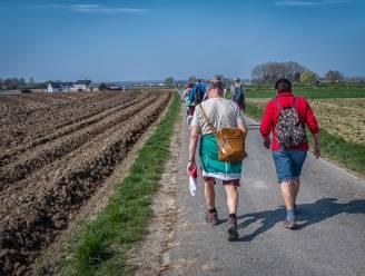 Nog heel de maand oktober: wandelclub Al Kontent pijlt coronawandeling uit