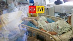 OVERZICHT. Opnieuw meer dan 500 patiënten in ziekenhuizen, bijna 100 op intensieve zorgen