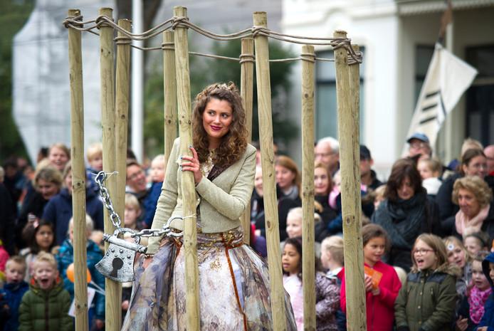 Prinses Arnerijntje (archieffoto).