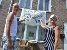 'Achtergestelde' bewoners Vlierstraat in Bergen zijn het beu: 'Veel loze beloftes, maar er gebeurt niets'