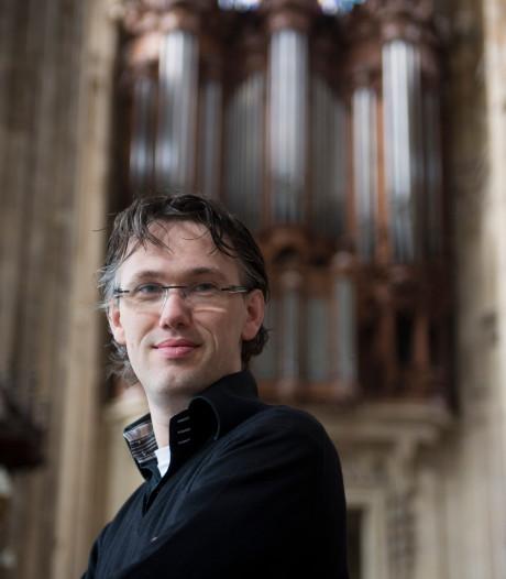 Organist Marco den Toom uit Nijkerkerveen geridderd