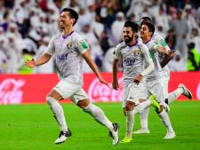 Spectaculaire start WK clubs: Al Ain wint na comeback
