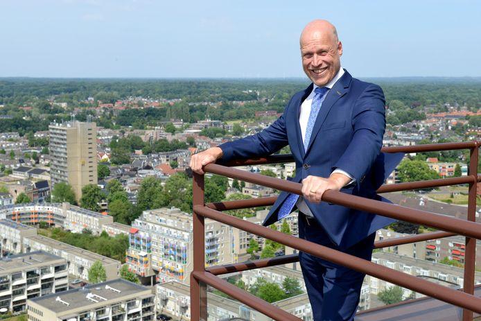 Michel ten Hag gaat aan de slag als voorzitter van VNO-NCW Twente.
