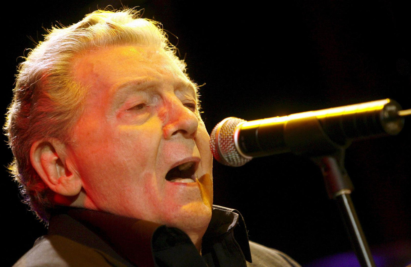 Jerry Lee Lewis - Who Will The Next Fool Be