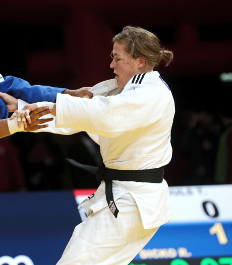 Judoka Savelkouls raakt geblesseerd in Parijs