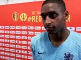 Rosario niet tevreden over debuut in Oranje