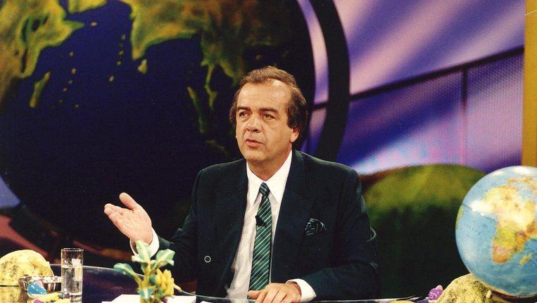 Frits Bom in 1991 Beeld anp