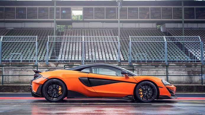 Autofabrikant McLaren wordt zwaar getroffen door de coronacrisis