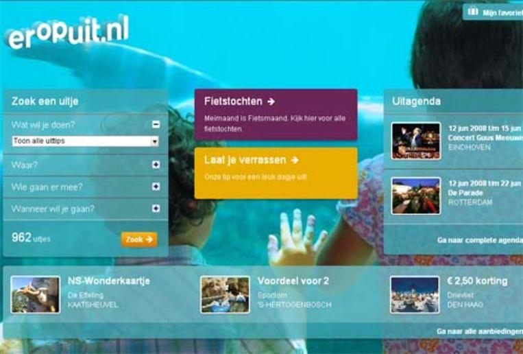 Grote Uitjesdatabase Op Nieuwe Ns Site De Volkskrant