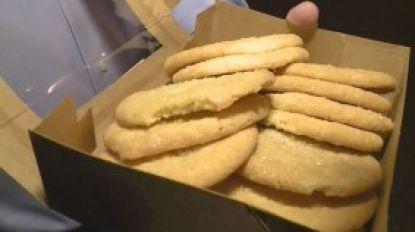 Studenten bakken koekjes met as van overleden grootouder