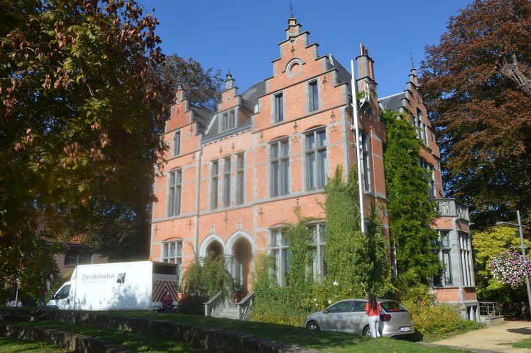 Het Kasteeltje in Denderleeuw.