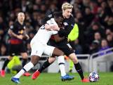 Spurs en Bergwijn onderuit tegen RB Leipzig